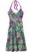 Patagonia W's Iliana Halter Dress Best Fronds: Feather Grey